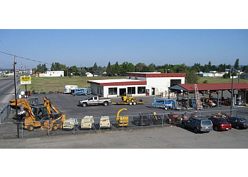 Spokane rental company Sun Rental Center