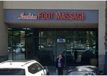 Rancho Cucamonga massage therapy Sun Shine Foot Massage
