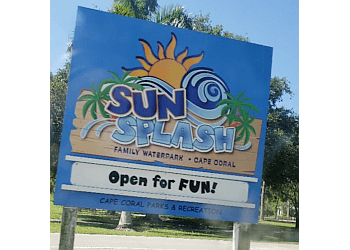 Cape Coral amusement park Sun Splash Family Waterpark