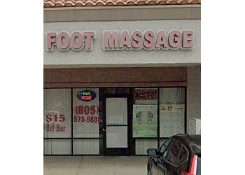 Simi Valley massage therapy Sun Spring Chinese Foot Massage