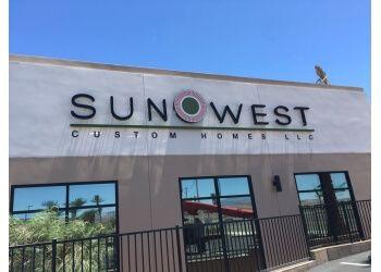 Las Vegas home builder Sun West Custom Homes, LLC