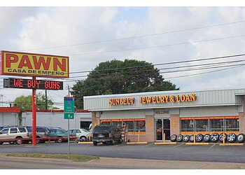 Houston pawn shop Sunbelt Pawn Jewelry & Loan