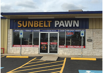 Irving pawn shop Sunbelt Pawn Jewelry & Loan