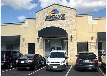 San Antonio printing service Sundance Print Centers