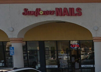 Escondido nail salon Sunflower Nails & Spa