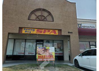 San Bernardino massage therapy Sunny Day Spa