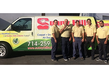 Santa Ana carpet cleaner Sunny Hills Restoration