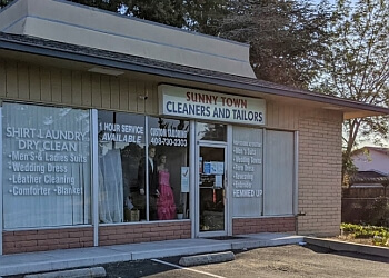 Sunnyvale dry cleaner Sunny Town Cleaners & Tailors