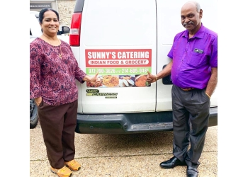Irving caterer Sunny's Catering