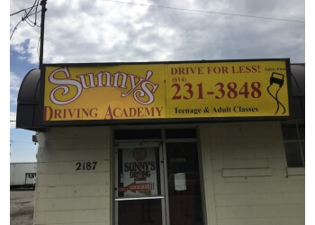 Columbus driving school Sunny's Driving Academy