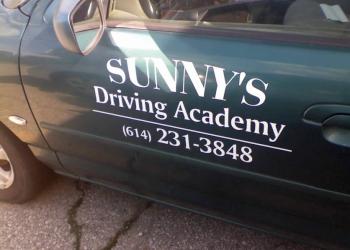 Columbus driving school Sunny's Driving Academy