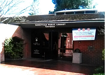 Sunnyvale landmark Sunnyvale Public Library