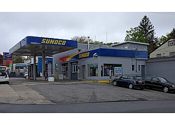 Yonkers car repair shop Sunoco Hughes Motors Corporation Auto Repair