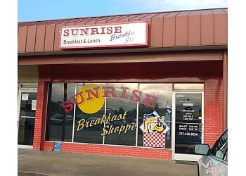 Chesapeake cafe Sunrise Breakfast Shoppe
