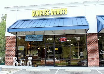 Newport News donut shop Sunrise Donuts and Sweets