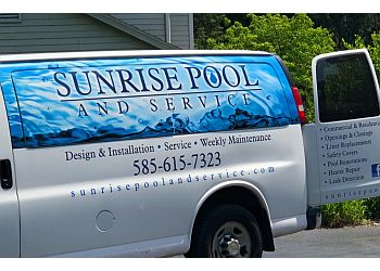 Rochester pool service Sunrise Pool and Service