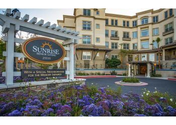 Torrance assisted living facility SUNRISE AT PALOS VERDES