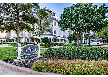 Plano assisted living facility Sunrise of Plano