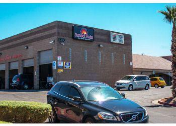 Henderson car repair shop Sunset Auto Imports Service