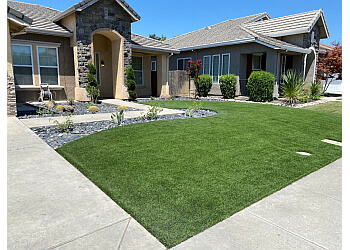 Modesto lawn care service Sunset Landscaping Services, Inc.