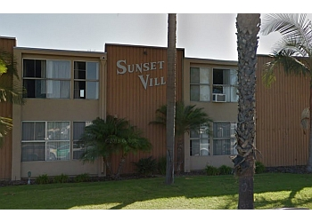 Chula Vista apartments for rent Sunset Villa Apartments