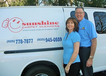 Antioch carpet cleaner Sunshine Carpet & Tile Cleaners