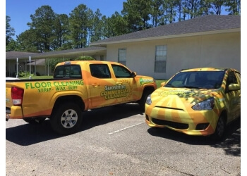 Mobile commercial cleaning service Sunshine Commercial Cleaning