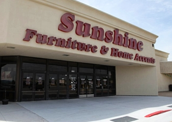 Tulsa furniture store Sunshine Furniture