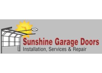 Fort Lauderdale garage door repair Sunshine Garage Door