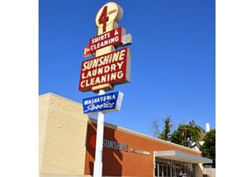 Dallas dry cleaner Sunshine Laundry & Dry Cleaners