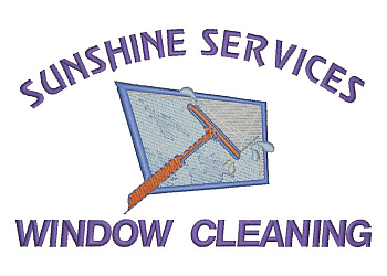 Glendale window cleaner Sunshine Services, LLC