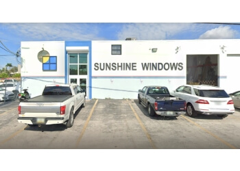 Hialeah window company Sunshine Window Manufacturing Inc.