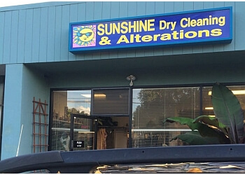 Santa Clara dry cleaner Sunshine dry Cleaners & Alterations