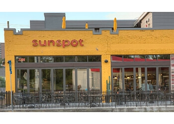 Knoxville vegetarian restaurant Sunspot Restaurant