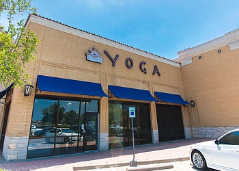 Irving yoga studio SunstoneFIT