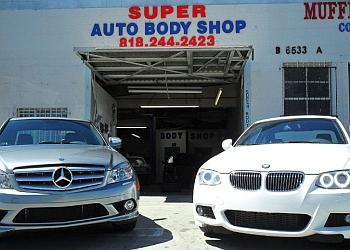 Glendale auto body shop Super Auto Body Shop