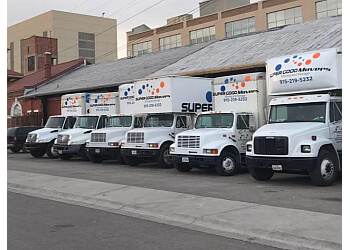 El Paso moving company Super Good Movers