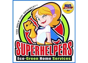 Chesapeake house cleaning service Super Helpers Inc.
