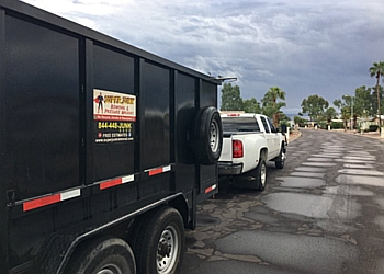 Chandler junk removal Super Junk Removal and Pressure Washing