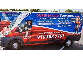Sacramento plumber Super Mario Plumbing