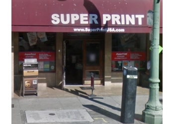 Oakland printing service SuperPrint