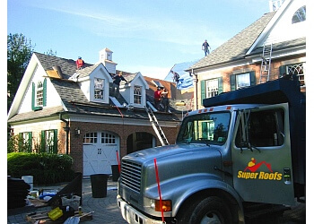 St Petersburg roofing contractor Super Roofs