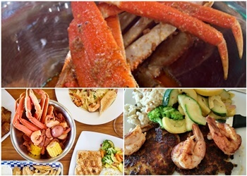 McKinney seafood restaurant Super Shack