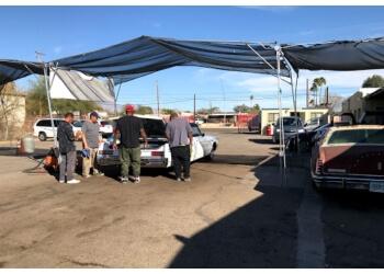 Tucson auto detailing service Super Shine Detail & Hand Wash, LLC