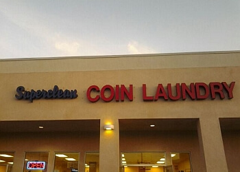 El Monte dry cleaner Superclean Coin Laundry