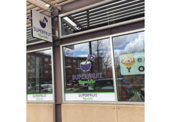 Denver juice bar Superfruit Republic
