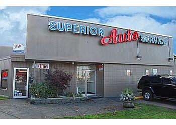Seattle car repair shop Superior Auto Service