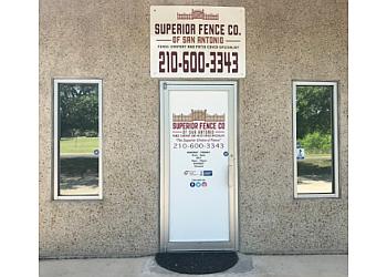 San Antonio fencing contractor Superior Fence Co. of San Antonio