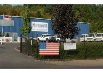 Portland fencing contractor Superior Fence and Construction
