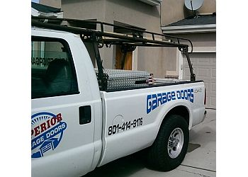 West Valley City garage door repair SUPERIOR GARAGE DOOR, LLC